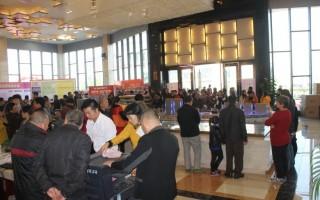 嵊州信源·国际商业城木地板区11月17日盛大开盘
