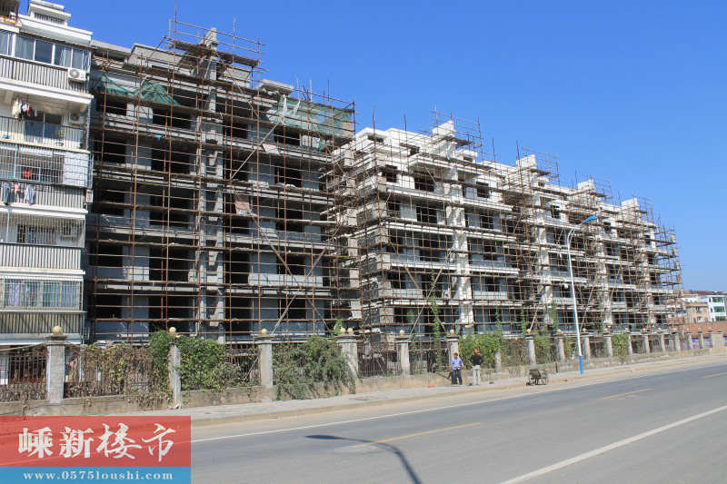 城南丨吉祥·锦绣嘉园11月最新施工进展图集