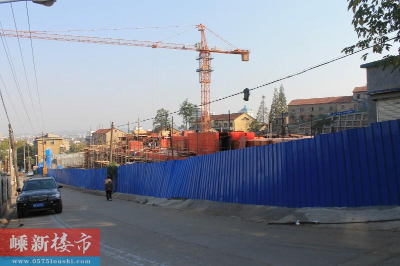 城中丨嘉诚·瀚宫会11月最新施工进展图集
