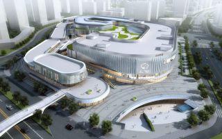 新昌海洋城购物中心一期建设工程规划批前公示