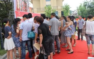 新昌三花·悦庄二期多层景观公寓8月2日正式开盘 均价约6300元/㎡