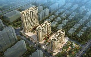 嵊州绿城建设城南项目案名新鲜出炉:绿城·锦园 预计下半年开盘