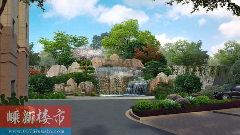 福泉花园(上上城)