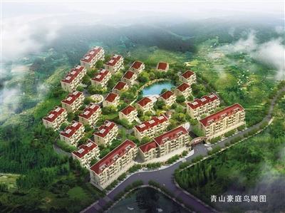 九龙·青山豪庭
