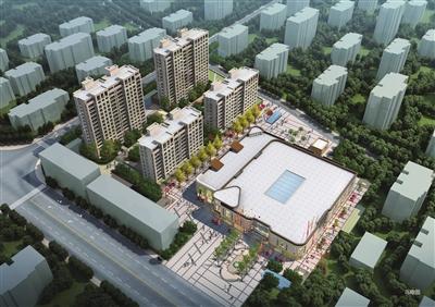 新昌礼泉市场中心