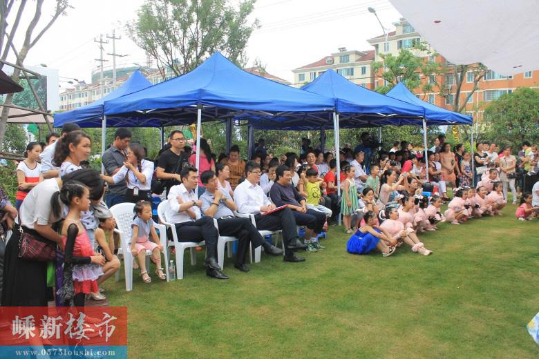 """""""新昌绿城·兰园""""杯少儿艺术节开幕仪式6月7日隆重举行"""