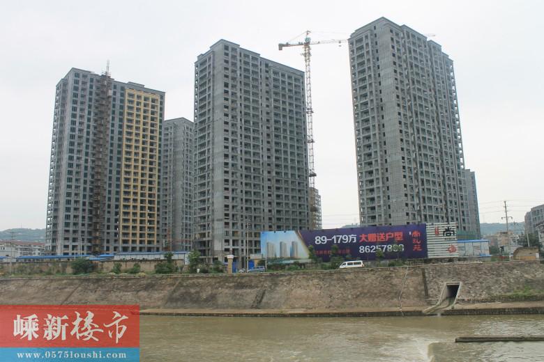 老城丨新昌尚礼苑6月最新进展
