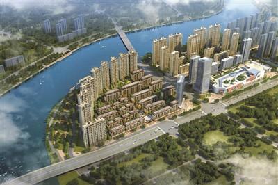 嵊州新城·香悦半岛项目建筑设计方案公示