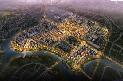 嵊州市城南新区核心区总体设计方案公示