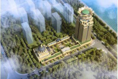 新昌莲花大厦项目建设工程规划批前公示