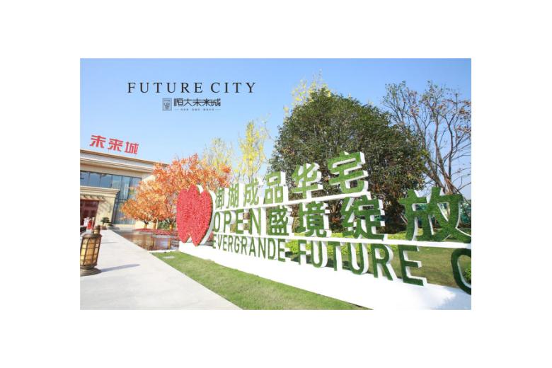 恒大·未来城销展中心暨样板示范区9月17日盛大开放 (4)