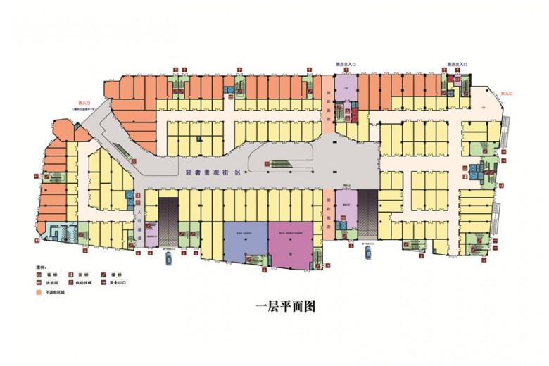中国越剧艺术城户型图
